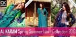 AL KARAM Spring Summer Lawn Collection 2013