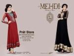 Designers maxi style dresses pakistani