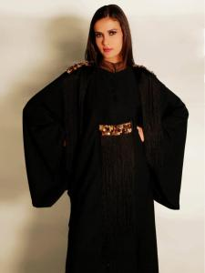 Dubai abaya designs with belt