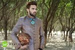 Latest Pakistani groom sherwani