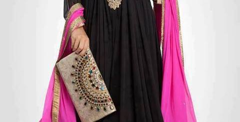 Black dresses frock styles