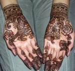 Easy arabic mehndi designs
