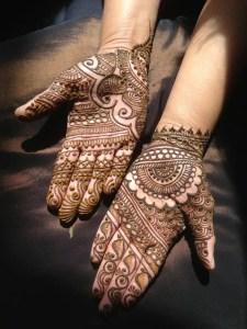 Eid mehndi designs 2013