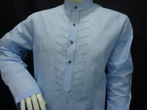 Kurta designs with embroidery