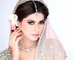 Pakistani bridal makeup 2013 model look