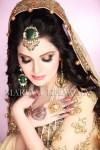 Pakistani bridal makeup 2013