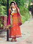 Anarkali bridal mehndi mayoon dresses