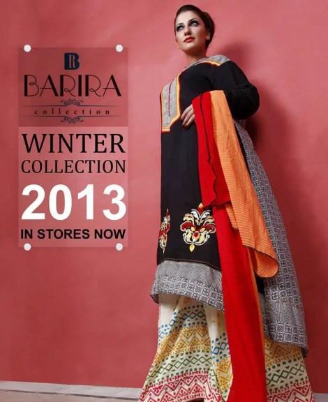 Barira Winter Collection 2013