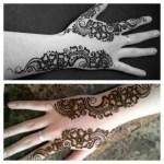 henna patterns for girls