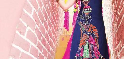 new salwar kameez designs 2014