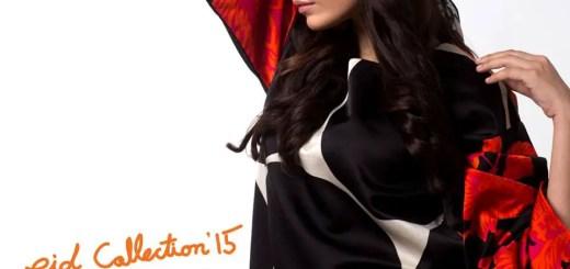 New Sana Safinaz Dresses Collection 2015