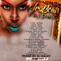 DJ Daley - Afrobeats Friday 'Mix'