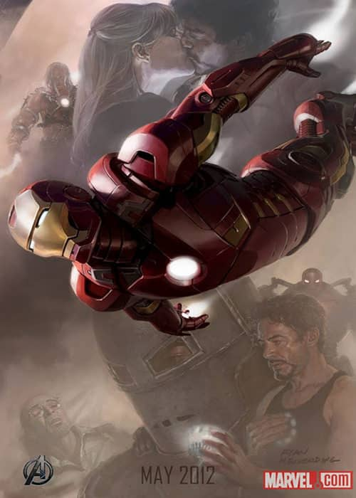 Robert Downey Jr. Hints At The Possibility of Iron Man 4