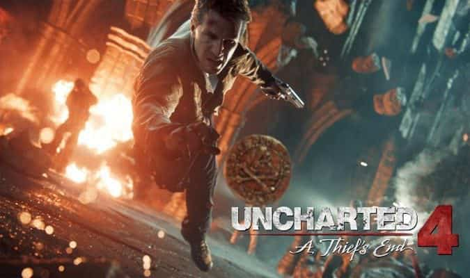 Sony: Uncharted 4 Copies Were 'Stolen In Transit'