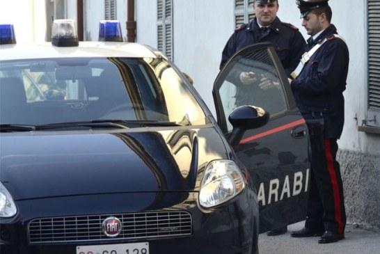Scippa una coppia di sposi, inseguito e arrestato a Sezze