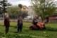 Latina Scalo, intervento della Pro Loco per sistemare il verde pubblico
