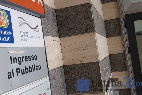 Otto medici alla Asl di Latina, pubblicato il bando regionale