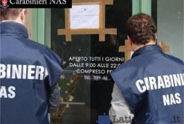 Carabinieri del Nas sequestrano prodotti fitosanitari
