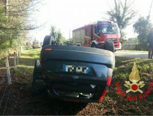 incidente-auto-vigili-fuoco-latina