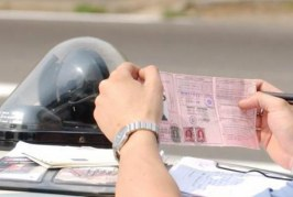 A Latina 197 automobilisti con zero punti sulla patente