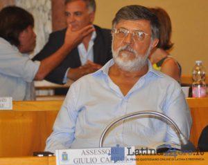 Giulio Capirci, assessore al Bilancio