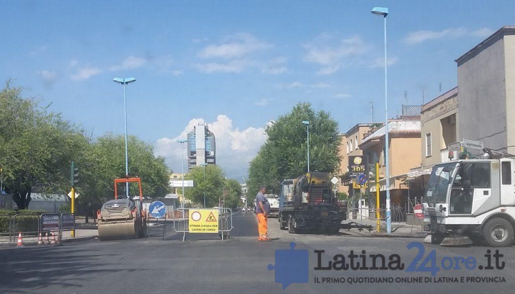 asfalto-strada-viavolturno-latina