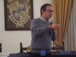 Antonio Colombi dell Agenzia Regionale di Protezione Civile