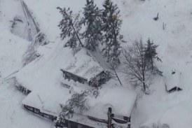 Hotel travolto dalla neve, 30 dispersi. Si temono molti morti
