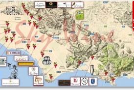 FOTO Ecco la prima mappa del vino prodotto a Latina e provincia