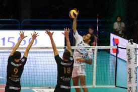 Volley, per Latina sfuma l'obiettivo playoff