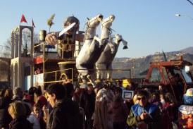 Carnevale, a Sermoneta carri e giochi in maschera