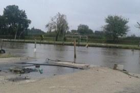 Il ponte sul fiume Sisto chiuso definitivamente: va demolito e ricostruito