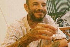 Addio Fabio Bomberini, il tatuatore di Latina conosciuto come Bomber