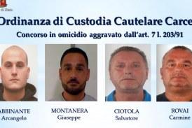 La faida di Scampia dietro l'omicidio del boss a Terracina: 4 arresti dopo 5 anni di indagini