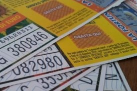 Lotteria Italia, ecco i biglietti vincenti. 5 milioni ad Anagni