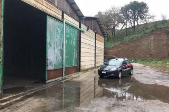 FOTO Aprilia, scoperto un sofisticato impianto per rubare gasolio: sequestrati 36.000 litri