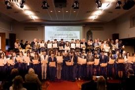 FOTO A Latina il giuramento dei nuovi medici