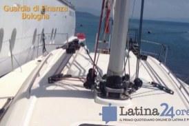 VIDEO False fideiussioni, arrestato il promotore di Latina. Sequestrato maxi yacht a Gaeta