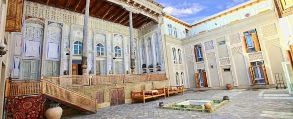 Bukhara, unique proposal destinations