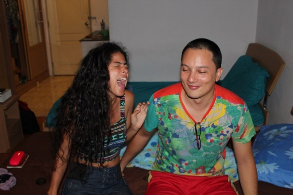 my Couchsurfing Chiang Mai host