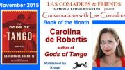 Las Comadres Book Club Nov. 2015