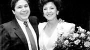 Richard Castro and wife photo