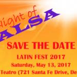 CU Latino Salsa night 2017
