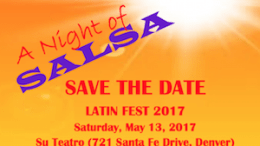 CU Latino Salsa night 2017