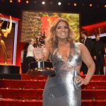 Gaby Natale super latina award shot