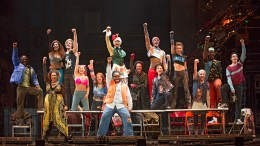 Denver Center_ The Company of the RENT 20th Anniversary Tour RENT 20th Anniversary Tour_Credit Carol Rosegg, 2017  Credit Carol Rosegg, 2017