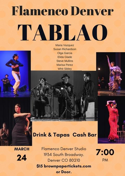 Tablao March 2018