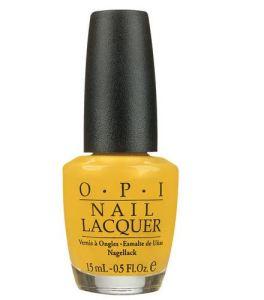 Veris OPI jaune moutarde - Sephora