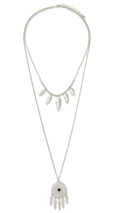 Collier Forever 21
