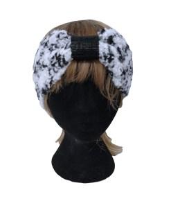 bandeau fait main la touche finale laine turban